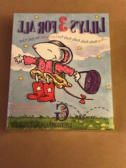 Lilly's 3 For All, Kids Ages 4-8, Card Game by Gamewright Ne