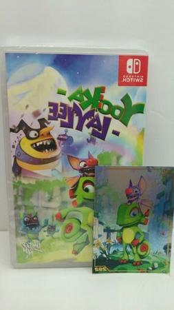 Limited Run Games #13 YOOKA-LAYLEE  FACTORY SEALED W/ CARD