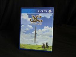 Limited Run Games #82 Ys Origin Playstation 4 Brand New Fact
