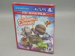 Little Big Planet 3 Hits - PlayStation 4 PS4  ***NEW SEALED*