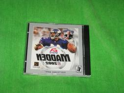 Madden NFL 2002  untested EA Sports good condition