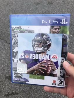 Madden NFL 21 - PlayStation 4 - STANDARD EDITION