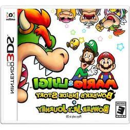 Mario & Luigi: Bowser's Inside Story + Bowser Jr's Journey -