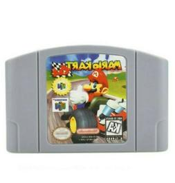 Mario Kart 64 - For Nintendo 64 Video Games Cartridges N64 C