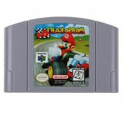 ✅ Mario Kart 64 Video Game Cartridge Console Card US Versi