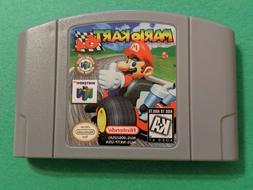 mario kart 64 video game cartridge us