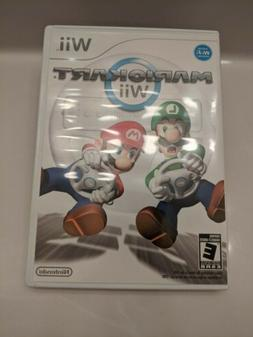 Mario Kart Wii, game and manual included