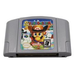 Mario Party 2 Video Game Cartridge Console Card US Version F