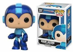 Mega Man Video Game Mega Man Vinyl POP! Figure Toy #102 FUNK