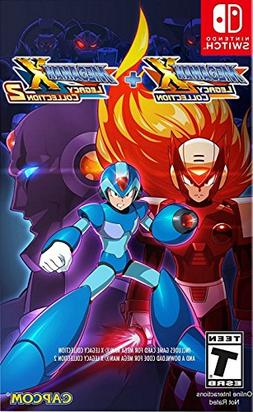 Mega Man X Legacy Collection 1 + 2   NEW