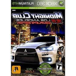 Midnight Club: Los Angeles Complete Edition Xbox 360