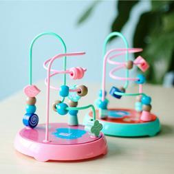 Mini Around Beads Educational Game Toy For Kids Children Edu