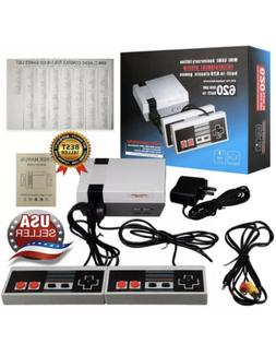 Nintendo Mini Retro Game Console 620 games built-in Annivers