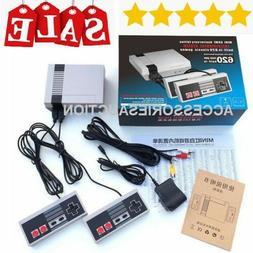Mini Retro Game For Nintendo NES Console 620 Classic Games R
