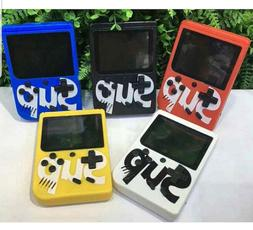 Mini Retro Handheld Game Console System 400 Games In 1 Built