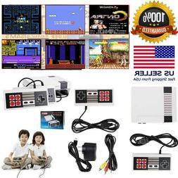Mini Vintage Retro TV Game Console Classic 620 Built-in Game
