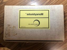 MONEYBLOCKS Game teaching tool 1979 New In Box