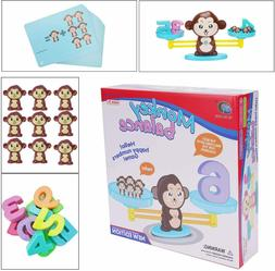 Monkey Balance Cool Math Game for Girls & Boys, for 3-5 Year