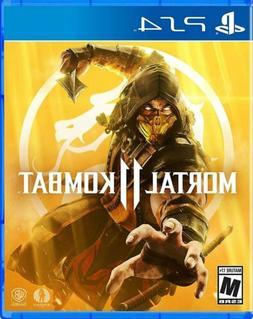 Mortal Kombat 11 - PlayStation 4  Sealed Brand New