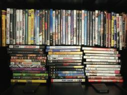 Movies/DVDs Lots To Choose From #6-6 $1.50-$2.00