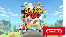 Moving Out - Nintendo Switch  eShop Digital Code