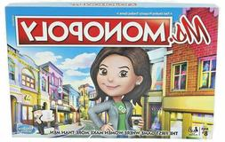 Ms Monopoly Board Game The First Women Make More Than Men Sp