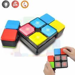 Music Cube Puzzle Electronic Magic Cube Novelty Game for Tee