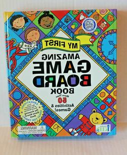 My First Amazing Game Board Book - Innovative Kids Education
