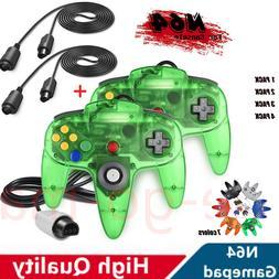 N64 Wired Controller Gamepad Joystick Joypad for Nintendo 64