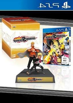 Naruto to Boruto Shinobi Striker - Collector's Edition PS4