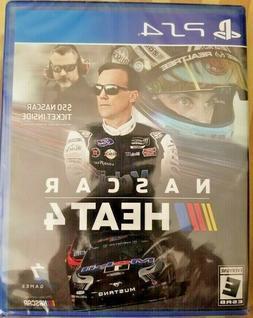 NASCAR HEAT 4 PlayStation 4 PS4 BRAND NEW - FREE SHIPPING