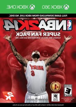 NBA 2K14 Super Fan Pack-Xbox