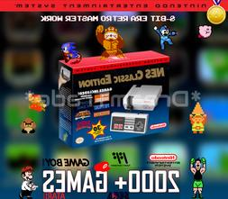 NES Classic Edition Nintendo Entertainment System Mini Conso
