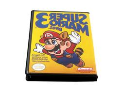 NES Game Cartridge Case - CUSTOM PRINTING AVAILABLE FOR MOST