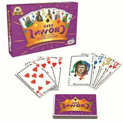 Five Crowns Card Game 5 Suites Classic Family Party Rummy In