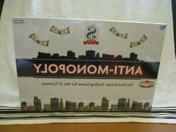 New Anti-Monopoly Real Estate Trading Game of the 21st Centu