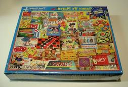 NEW Factory Sealed! Games We Played 1000pc Puzzle, #924 Whit
