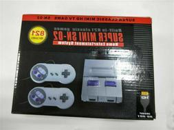 NEW HDMI Super NES Classic Edition Console SNES Mini SFC Ret