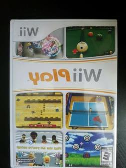 *NEW* Nintendo Wii Play  Family Fun Factory Sealed
