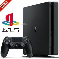 New Sony PlayStation 4 Slim 1TB or 2TB Black Gaming Console