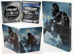 NEW PS3 Call of Duty Ghosts Hardened Edition Steelbook Video