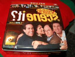 *NEW* Seinfeld Scene It DELUXE DVD Game IN TIN w METAL TOKEN