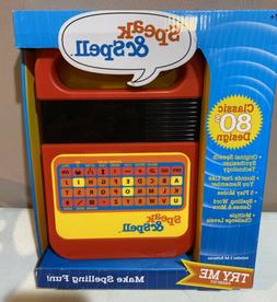 New SPEAK & SPELL Electronic Game  E.T. Handheld Toy