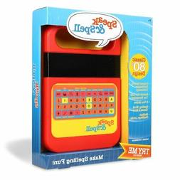 new speak and spell electronic game classic