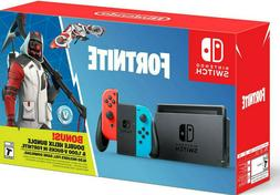 NEW Nintendo Switch Fortnite Double Helix Pack Console Bundl