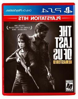 **NEW** The Last of Us: Remastered PS4 Hits PlayStation 4 Na