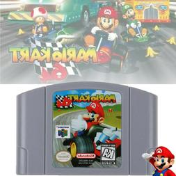 New Video Game Cartridge Console Card for Nintendo US N64 Ve