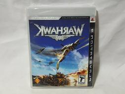 NEW Warhawk Playstation 3 Game SEALED PS3  war hawk NTSC