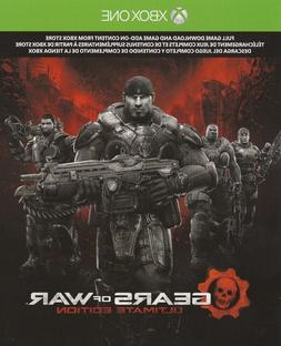 NEW XBox-1 ONE Gears of War Ultimate Edition FULL GAME Digit