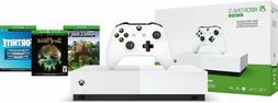 NEW Xbox One S 1TB All Digital Edition Console with 3 Games